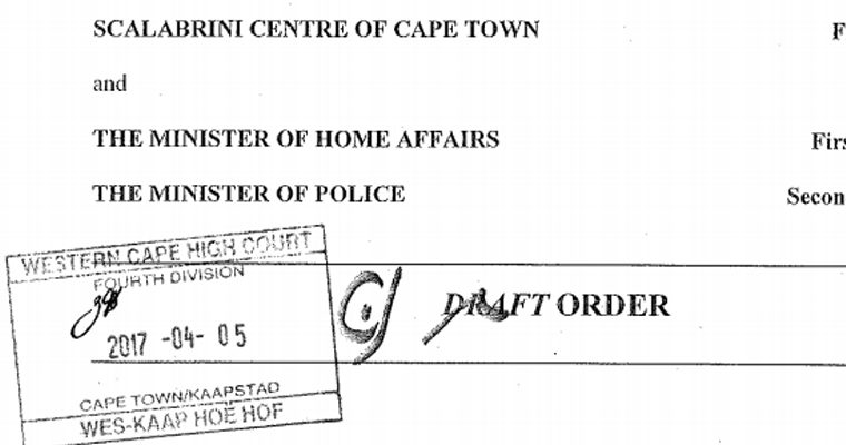 Cape town angolan permanent residency permits submitted without police clearance certificates