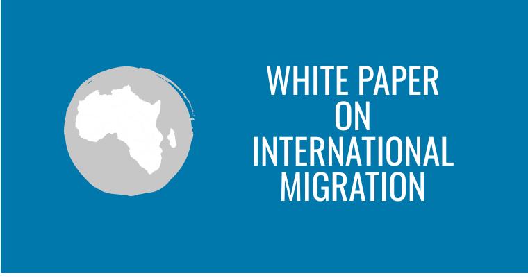 white paper on international migration